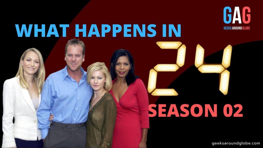 24 Season 02 full review
