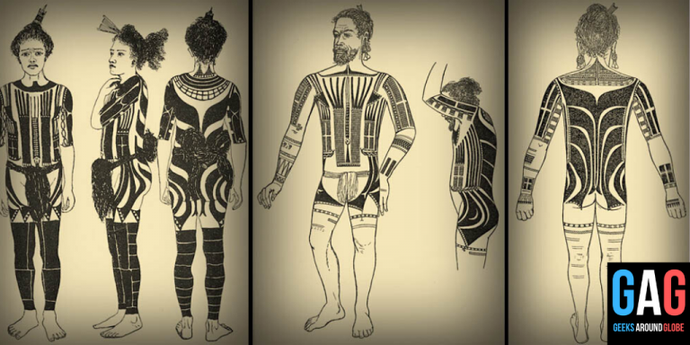 the-history-of-tattoos, Geeks Around Globe