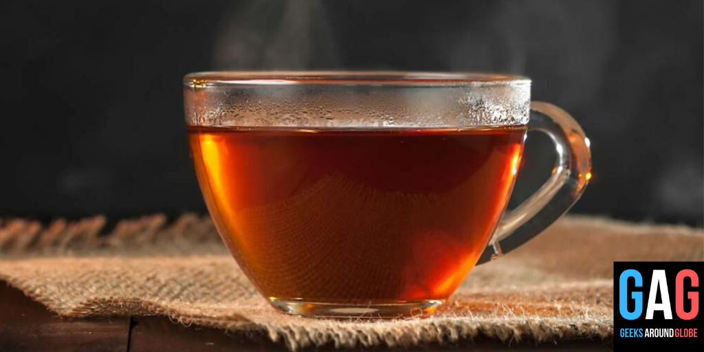 tea - 4 types of tea