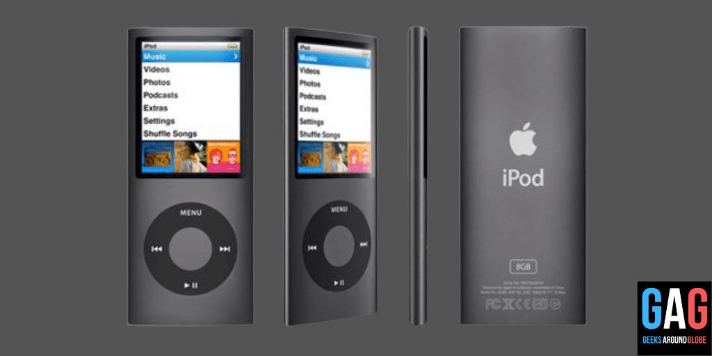 Download iPod Nano Songs, Geeks Around Globe