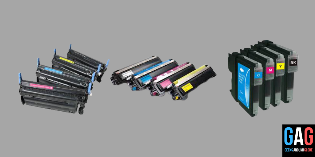 Cartridges, Geeks Around Globe