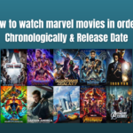 Marvel Movies Watch Order