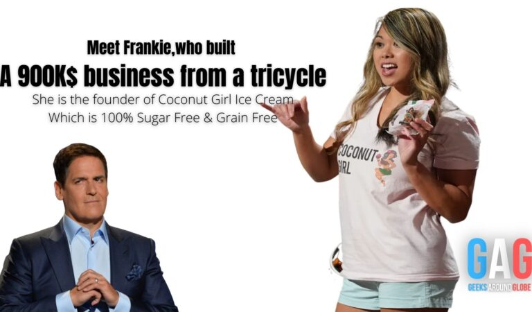 Coconut girl ice cream-What happened after the shark tank?