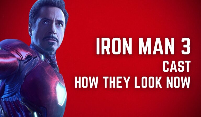 Iron Man 3 Cast [Full List] & How they Look Now!