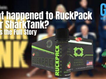 Ruck Pack Shark Tank Update - Here is the Full Story