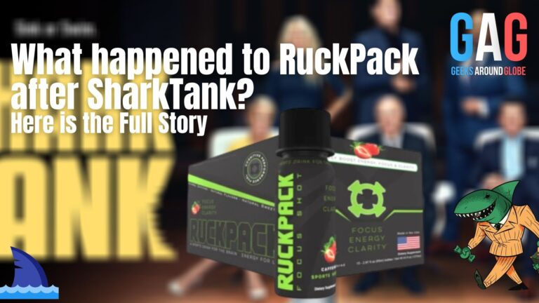 Ruck Pack Shark Tank Update - Here is the Full Story