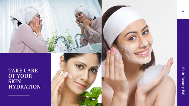 Difference between skin moisturization & skin hydration