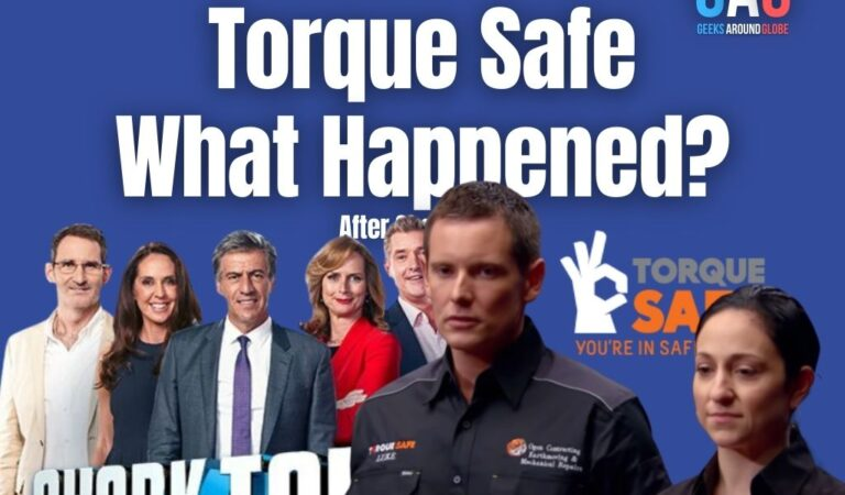 Torque Safe,Here is what happened to Life-Saving Device After Shark Tank