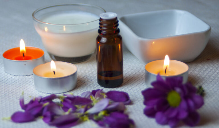 Enrich Your Life with Relaxing Scents