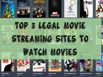 top 3 free streaming movies