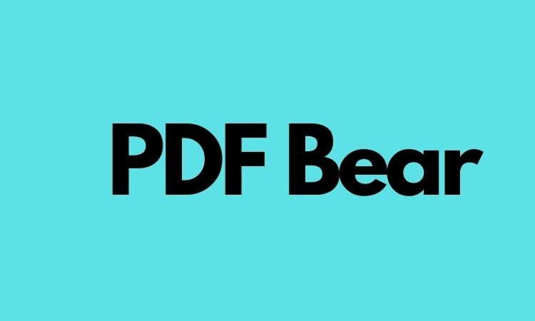 PDFBear's Word to PDF: Your Free And Efficient PDF Partner