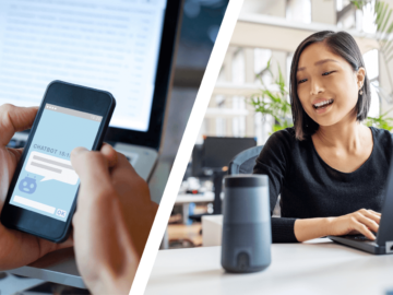 The Differences Between A Virtual Assistant and A Chatbot