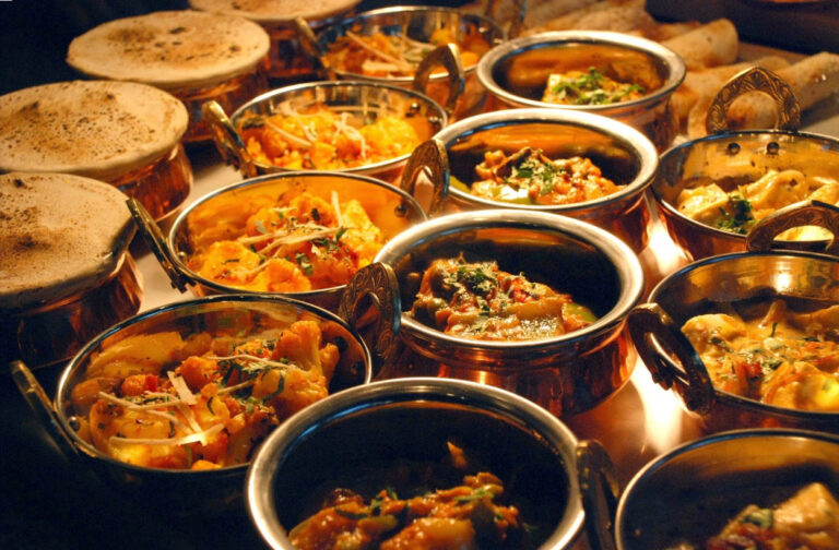 Indian Food Dishes in Houston