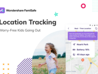 Famisafe Mobile Location Tracker
