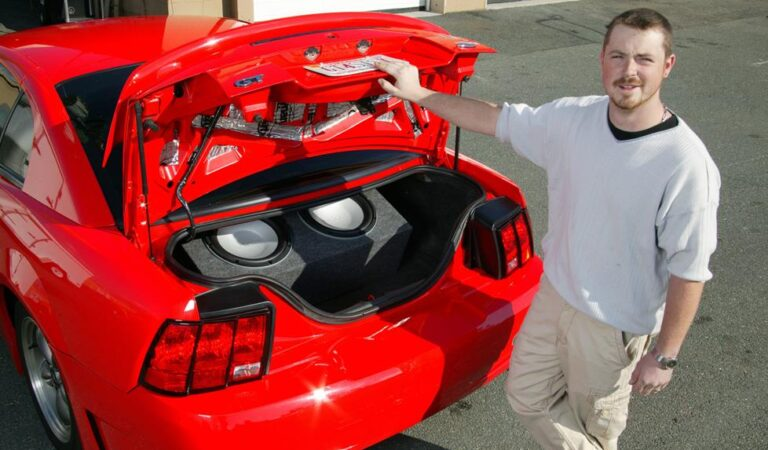 How to Choose the Right Car Subwoofer