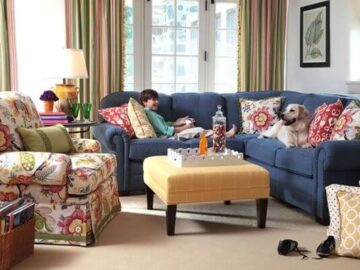 Let your sofa be the cynosure of your living room decor and complement it sectional sofa covers