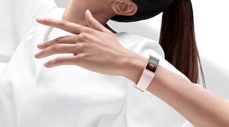 Huawei Band 4 Pro-Quality Benefits