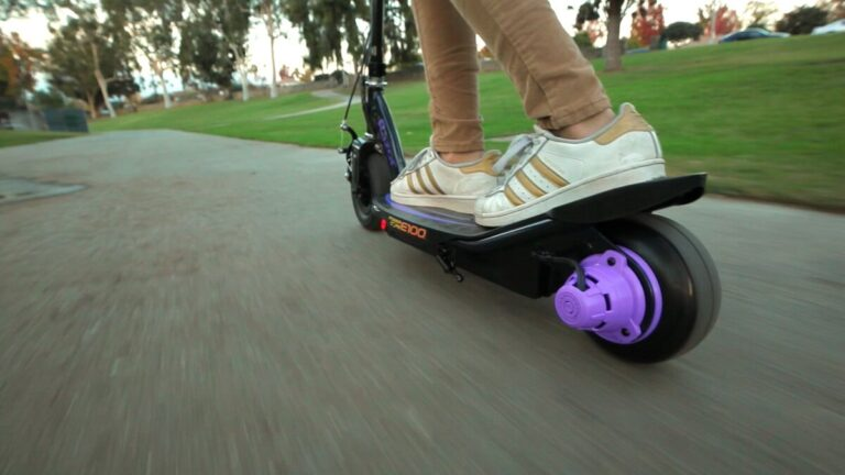 4 Things to Avoid When Riding a Kids Electric Scooter