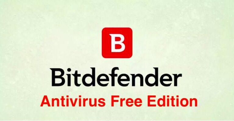 Bitdefender Free Antivirus Review 2021