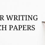 7 Useful Tips on Writing a Great Research Paper