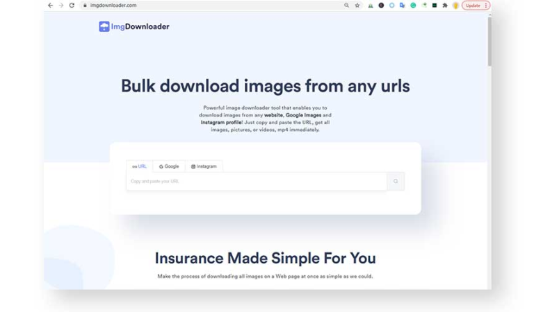 How To Download All Images At Once From A Webpage