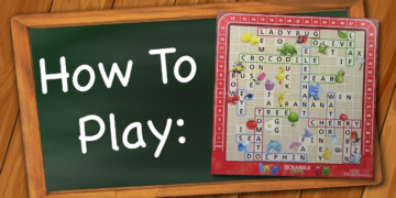 THE OFFICIAL RULES OF SCRABBLE - HOW TO PLAY SCRABBLE