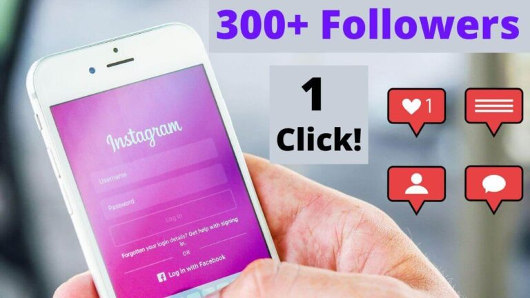 How to Get Instant Instagram Followers Through IG Instant?