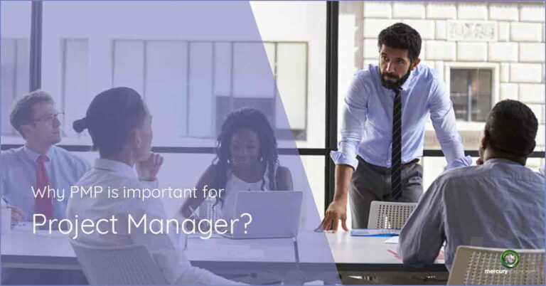 Why PMP certification is important for project managers