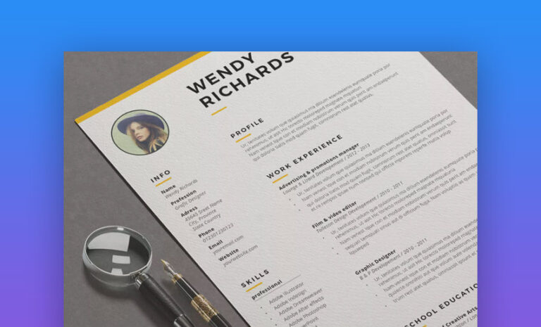 Professionally customized resume for giving you the advantage in the needed job field