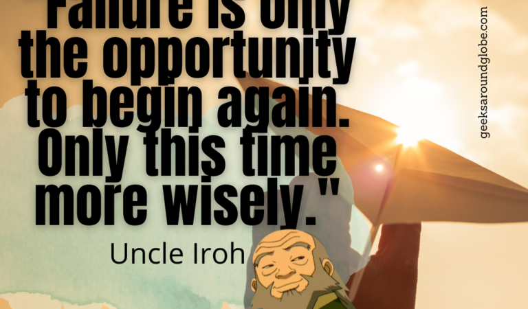 """""""Failure is only the opportunity to begin again. Only this time more wisely."""""""