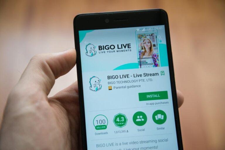 A Brief Discussion on BIGO Live