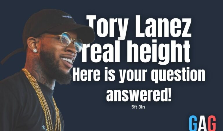 Tory Lanez height – Here is your question answered!