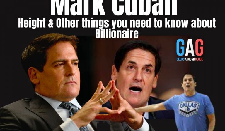 Mark Cuban Height & Other things you need to know about Billionaire