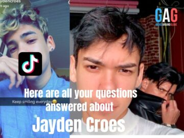 Here are all your questions answered about Jayden Croes