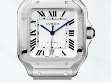 Cartier Santos Watch Review
