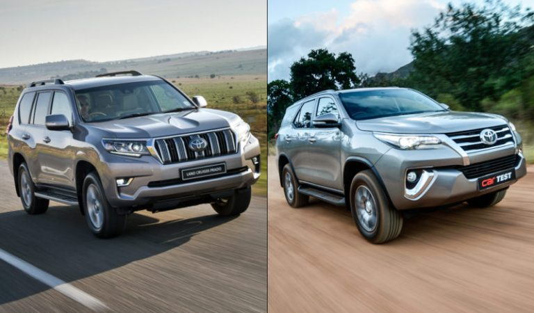 Which is Better, Prado or Fortuner?