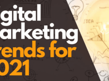 Latest marketing trends - content strategy for 2021