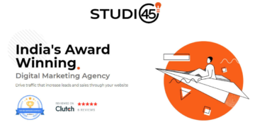 Studio45 - SEO Company in India