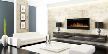 Top 10 Gourseus Home Decor Ideas with fireplace