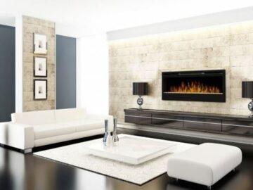 Top 10 Gourseus Home Decor Ideas with fireplace
