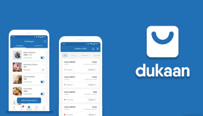 Hajri Book For Dukaan App