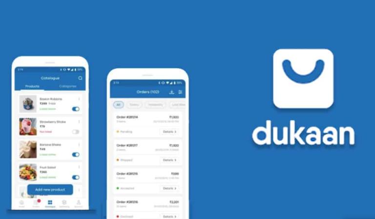 Using Hajri Book For Dukaan App