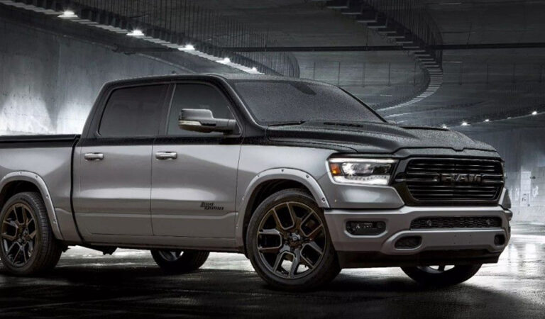 An Accurate Comparison of 2021 RAM 1500
