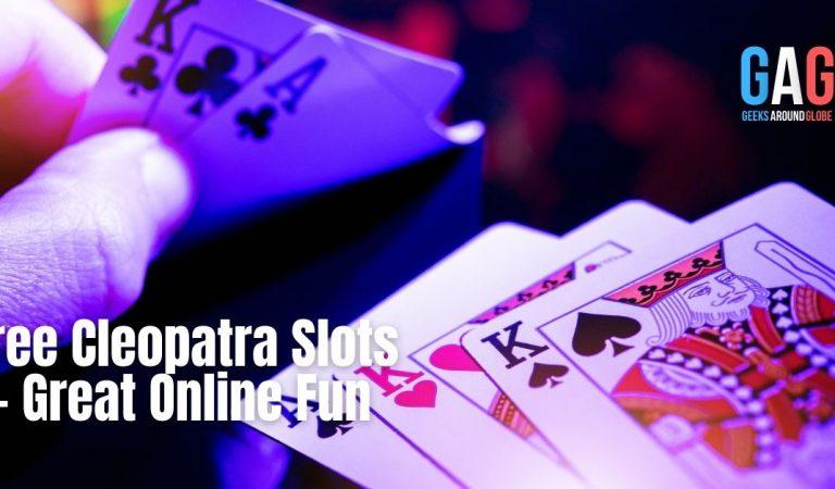 Free Cleopatra Slots – Great Online Fun