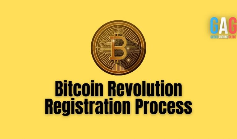 Bitcoin Revolution Registration Process