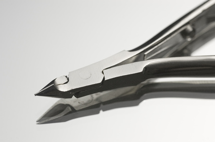 How to sharpen cuticle nippers