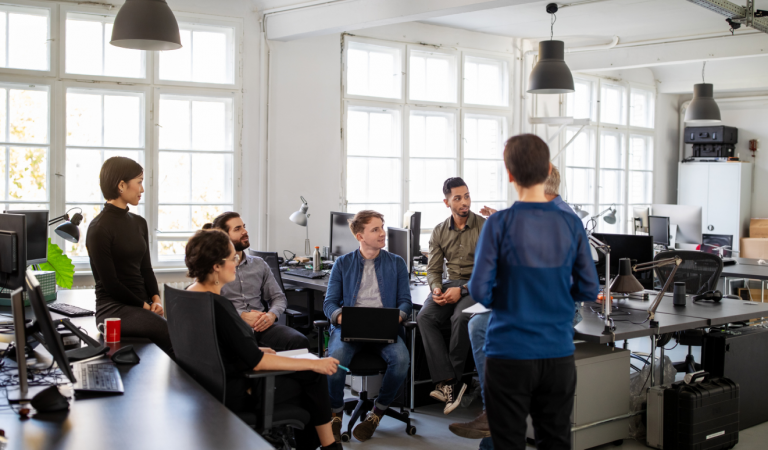 Top 4 Tips for Building High-Performance Team