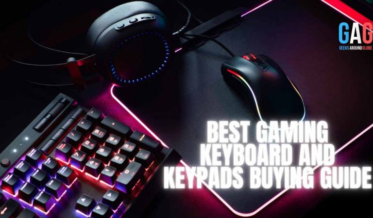 Best Gaming Keyboard and Keypads Buying Guide