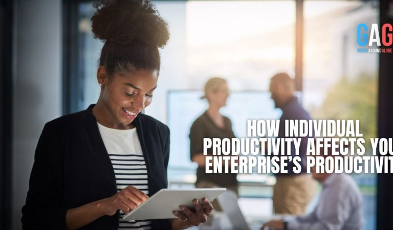 How Individual Productivity Affects Your Enterprise's Productivity