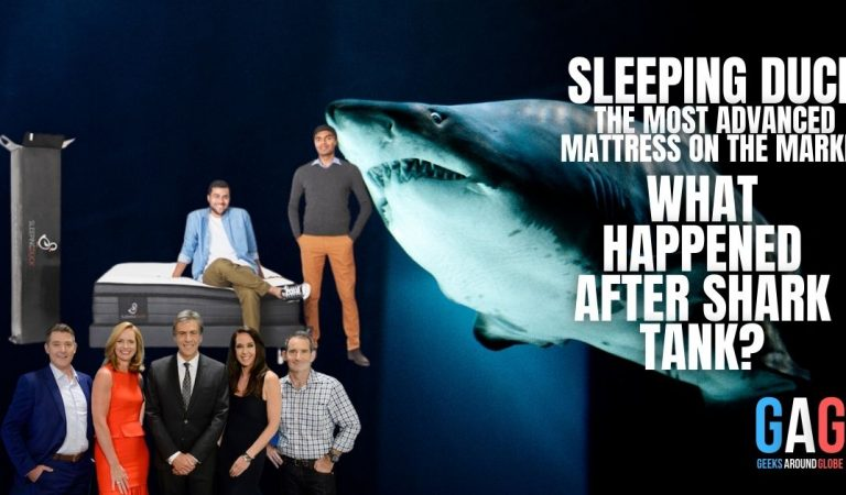 What happened To Sleeping Duck?Aerospace engineer pitches the most advanced mattress on the market.